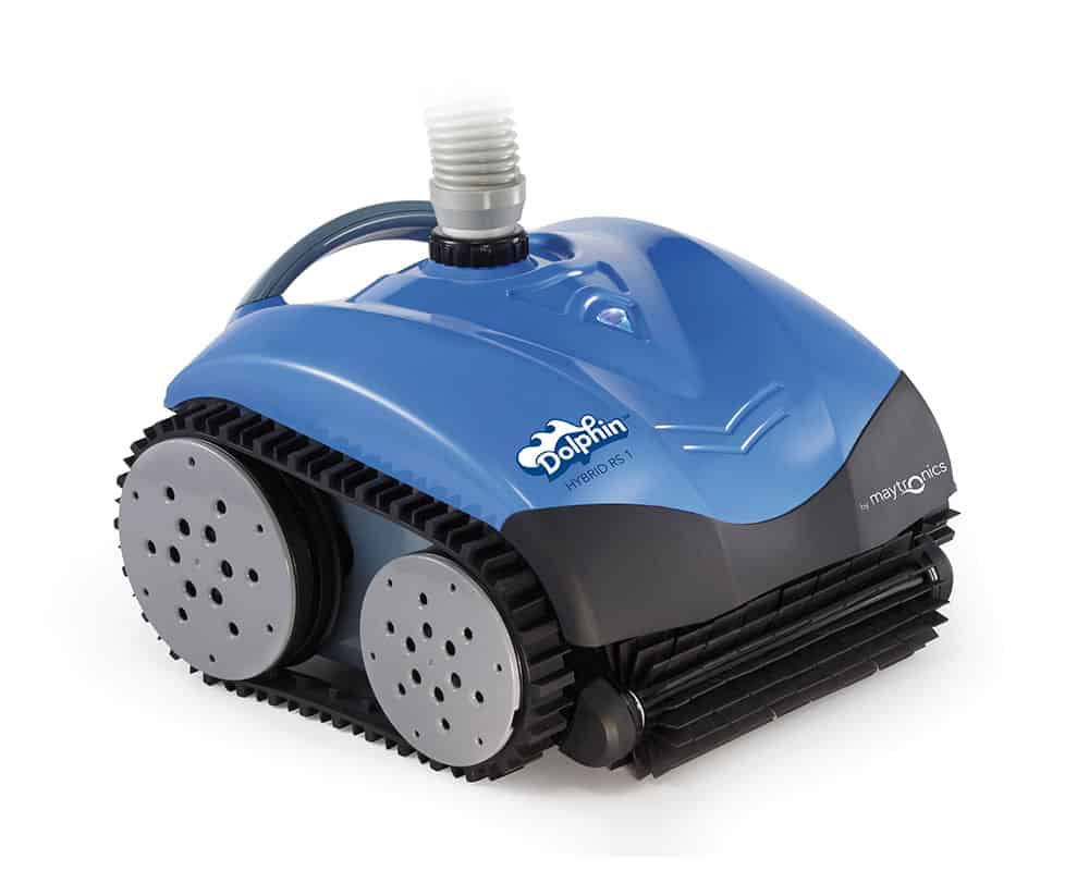 Dolphin hybrid rs1 robot dolphin for Aspirateur piscine