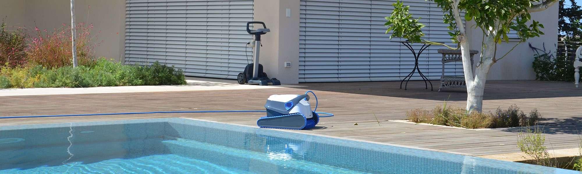 Robot piscine DOLPHIN T25 (nouvelle génération) Nettoyage