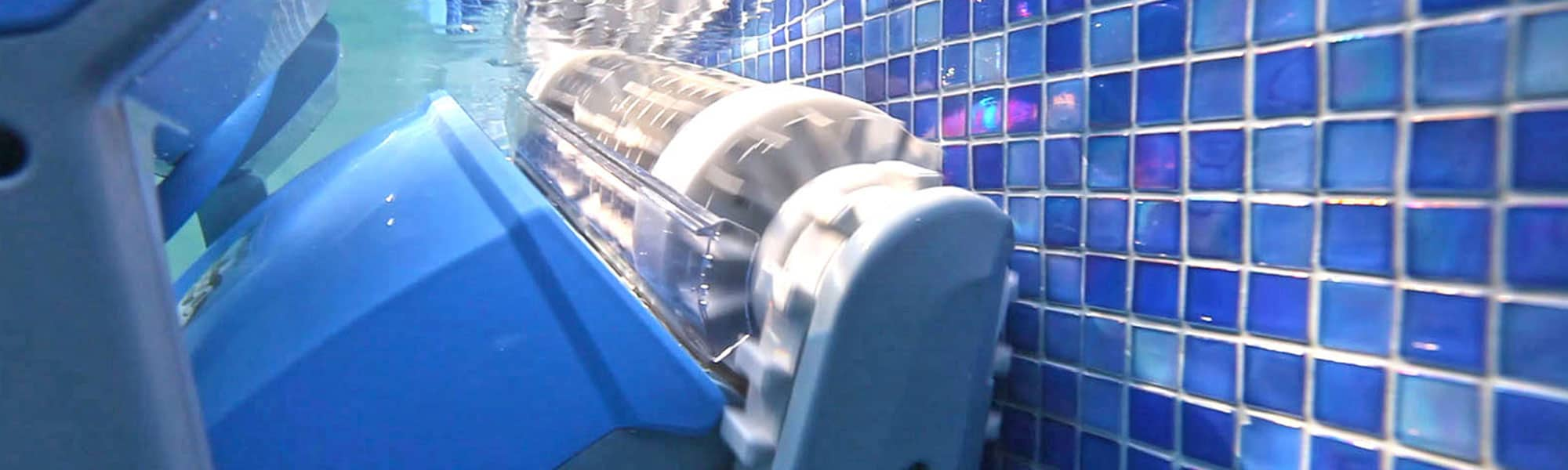 robot piscine électrique fond et parois