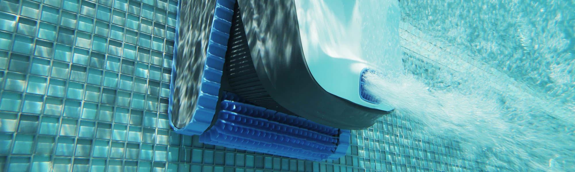 robot piscine fond et parois comment ça marche