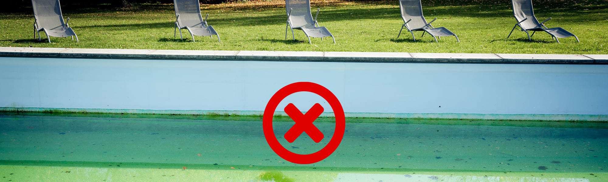 clarifier l'eau de sa piscine